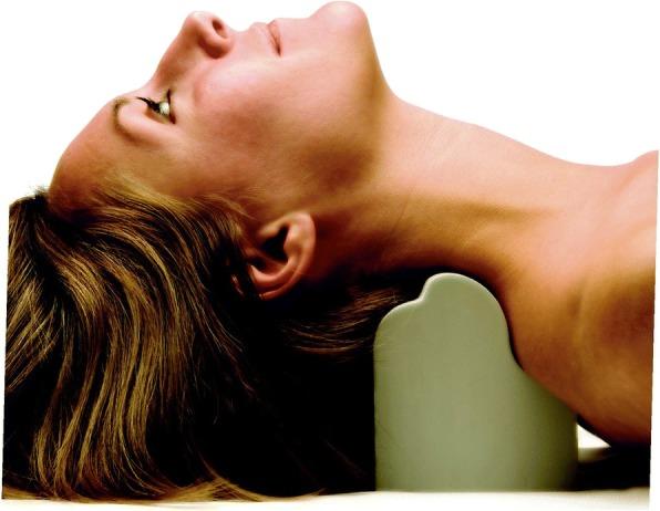 Award Winning Chiropractic Neck Pillow